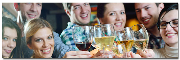 Food, Friends and Wine – Toward Healthful Living