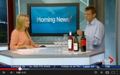 Summer Wines – Global TV Regina