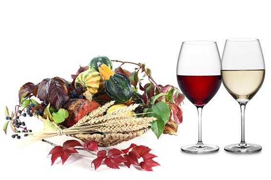 Wine, Turkey and Gratitude