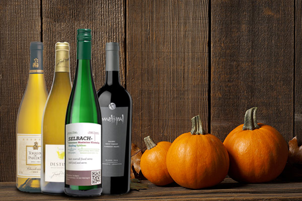 Thanksgiving & Wine