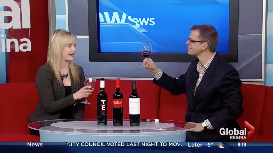 Portuguese Wines on Global Regina